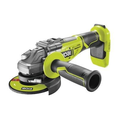 Ryobi ONE+ 18V Brushless Akku-WinkelschleiferR18AG7-0 *Body Only*