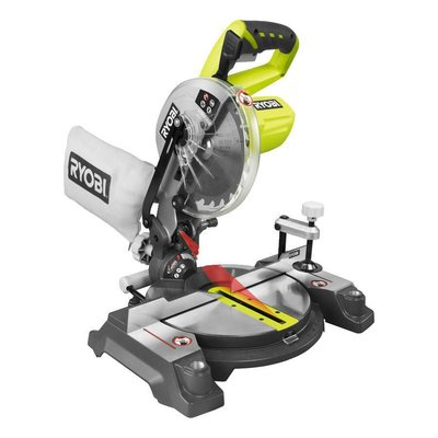 Ryobi ONE+ 18V Cordless Mitre Saw 190mm EMS190DCL *Body Only*