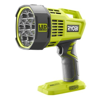 Ryobi ONE + SpotLamp mit KFZ-Ladekabel R18SPL-0 *Body Only*