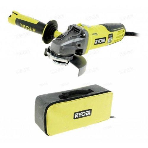 Ryobi Haakse slijper 950 W 125 mm met zachte tas LLO-Editie RAG950-S125