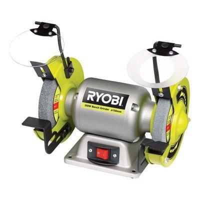 Ryobi Tafelslijpmachine 250W RBG6G