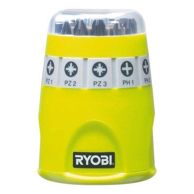 Ryobi Set screw bits (10-piece) RAK10SD