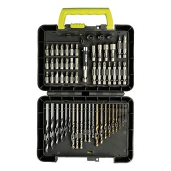 Set of drills & screw bits (60-piece) RAK60DDF