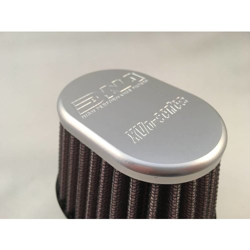 DNA 54MM Ovaal Filter Aluminium Top XVO-5400