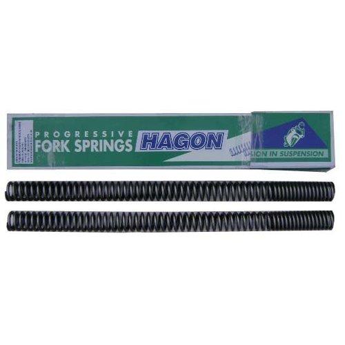 Hagon Fork Springs Set voor Harley Davidson XLH 883 Hugger 88-91