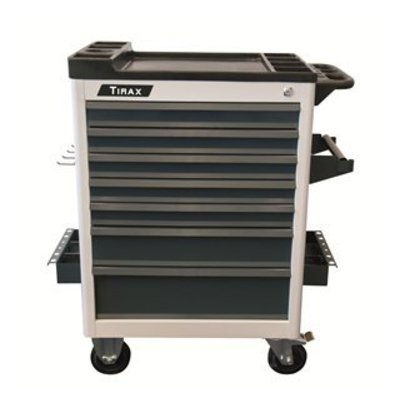 Tirax Tool trolley complete