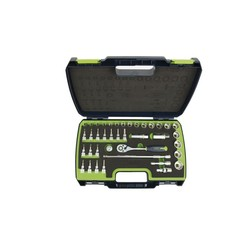 "Socket set 3/8"" 39-piece"
