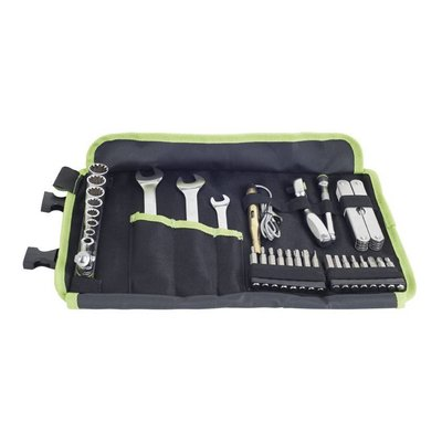 Tirax Tool bag GIRA 32 pieces.