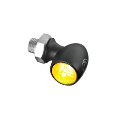 Bullet Atto Dark LED-indicator Smoke
