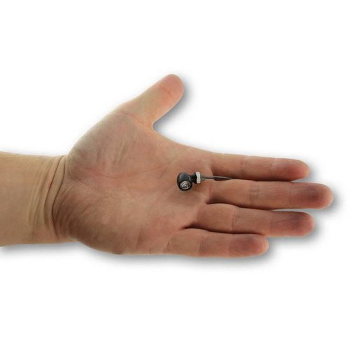 Kellermann Bullet Atto Dark LED-Anzeige Smoke