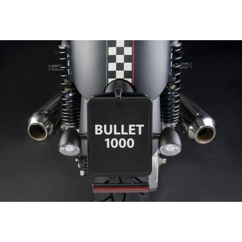 Kellermann Bullet 1000 Extreme Blinker Matte Chrome