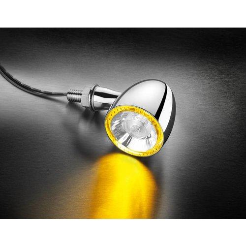 Kellermann Indikator / Markierungslicht Bullet 1000 PL Chrome