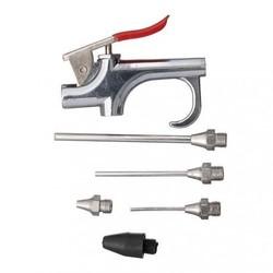 Kit pistolet à air comprimé - 5 pièces