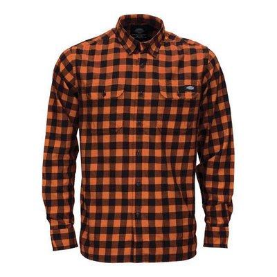 Dickies Jacksonville Shirt - Harvest Pumpkin