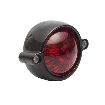 Motone Eldorado Brake / Rear Light Black Without Foot