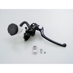 22MM Radiale Rem Pomp 17mm Zwart / Zwart