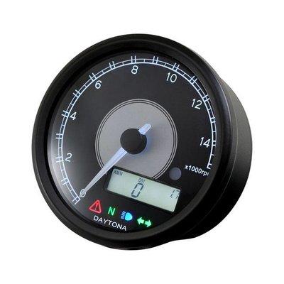 Daytona Velona 80MM Speedo/Tachometer 14.000 Rpm