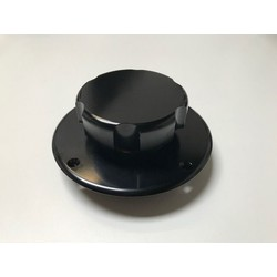 BMW K-Series Custom Fuel Cap Type 2 -Zwart