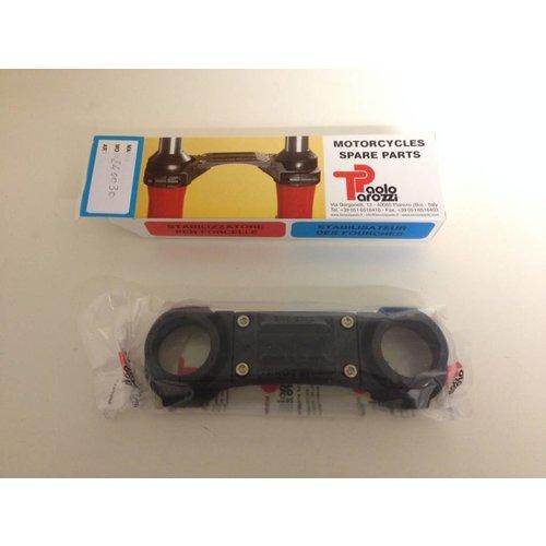 Tarozzi Fork Brace / Stabilisator Yamaha XT 660 R 2006 (25-0051)