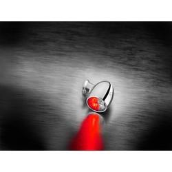 Atto DF Rücklicht / Blinker Chrome