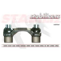 Fork Brace / Stabilisator Morini 501 Camel 1986 (27-0018)