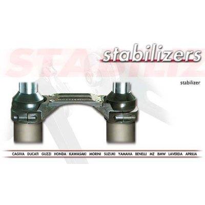 Tarozzi Gabelstabi / Gabelstabilisator Aprilia 125 ST 1984 (34-0010)