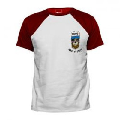 Kevin tee RED