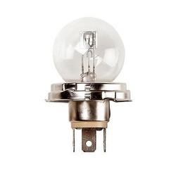 Spare Bulb Scrambler Headlight