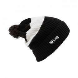 Averell beanie Black and White