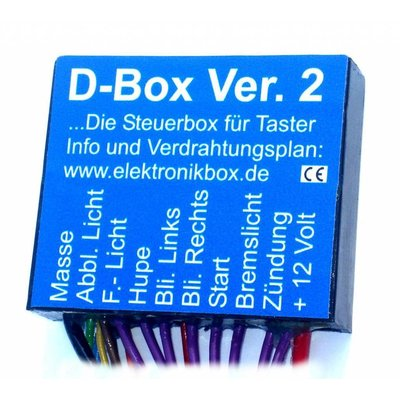 Axel Joost Elektronik Elektronicbox Version D