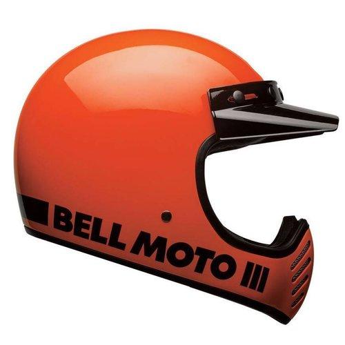 Bell Moto-3 Classic Neon Orange