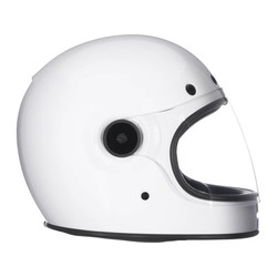 Bullit Classic Style Solid White