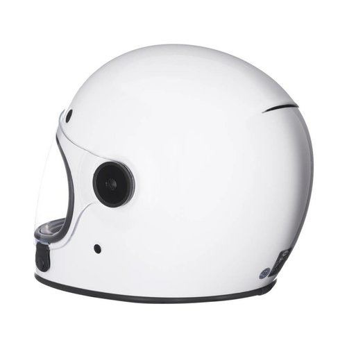 Bell Bullit Classic Style Solid White