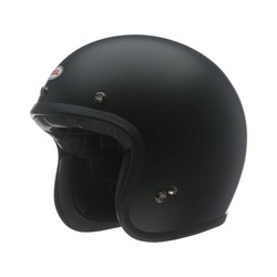 Custom 500 Matte Black Solid