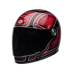 Bullitt SE Helm Ryder Gloss Red