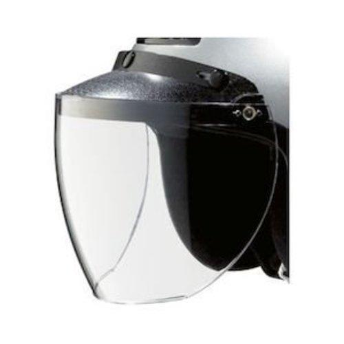 Bell Custom 500 3-Snap Flip Shield Rauch