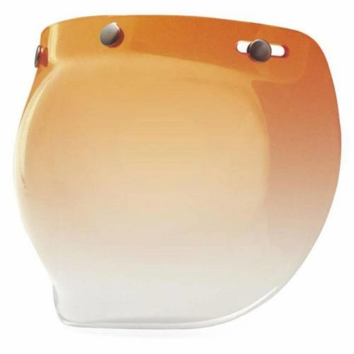 Bell Bubble Shield Gradient Amber Custom 500
