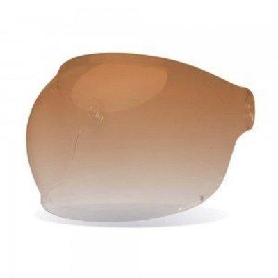 Bell Bubble Shield Bullitt Amber