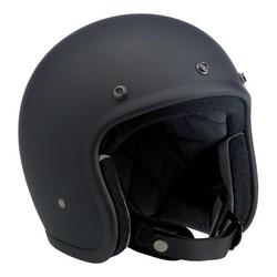 Medium Bonanza Flat Black