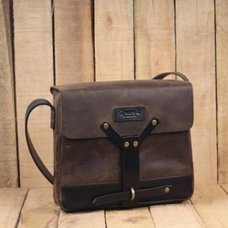 Messenger Bag - Tobacco