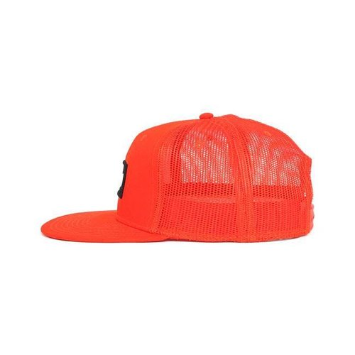 Roeg Blake flat panel cap Orange