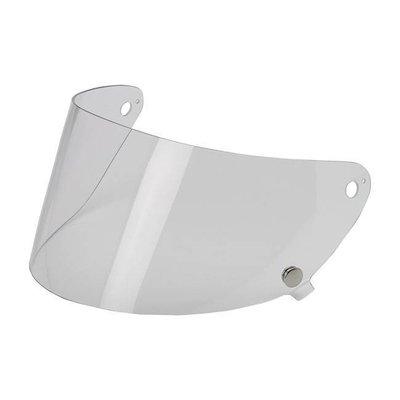 Biltwell Gringo S Anti-Fog Face shield Clear