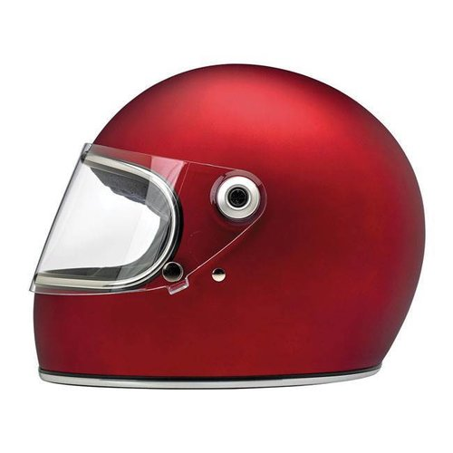 Biltwell Gringo S Helme Flat Red ECE Approved