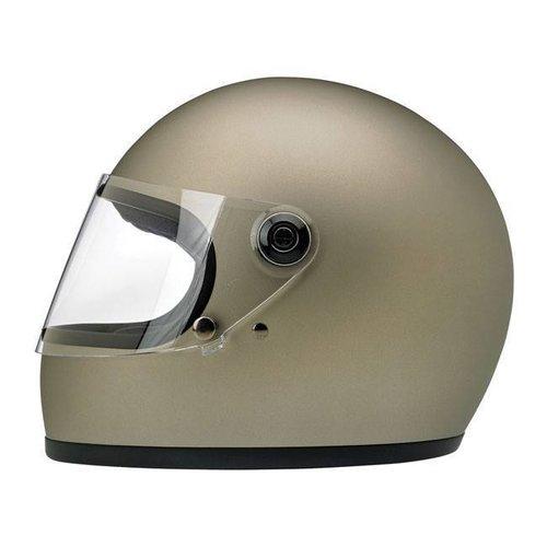 Biltwell Gringo S Helme Flat Titanium ECE Approved