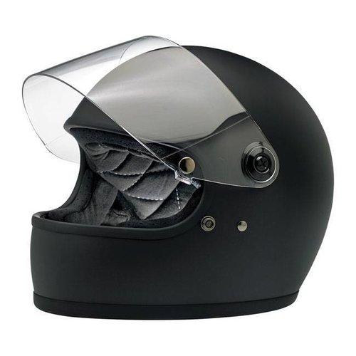 Biltwell Gringo S Helme Flat Black  ECE Approved