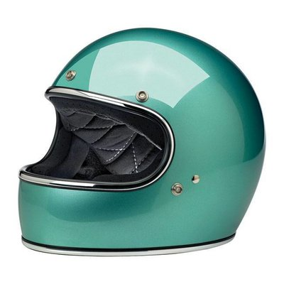 Biltwell Gringo Helmet Sea Foam ECE Approved