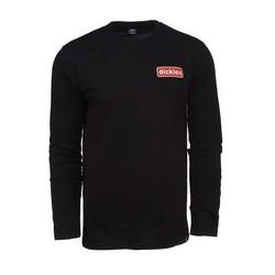 Melfa T-shirt met lange mouwen Zwart