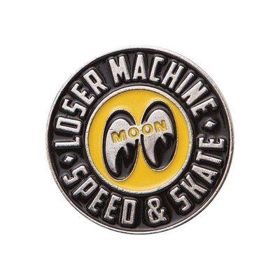 LMC Mooneyes Pin