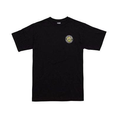 LMC Mooneyes Factory Team T-shirt Zwart