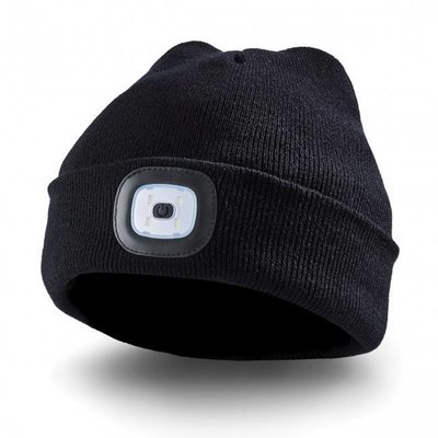 Hat with 4 LEDs
